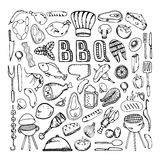 Barbecue grill party Stock Image