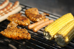 Barbecue II Stock Photos