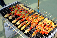 Barbecue. Life needs more barbeque Royalty Free Stock Photos