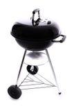 Barbecue noir neuf photos libres de droits