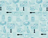 Barbecue Party background Stock Photo