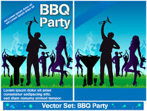 Barbecue Party Stock Photos