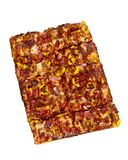 Barbecue Pizza Royalty Free Stock Photography