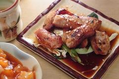 Barbecue Pork Royalty Free Stock Photos