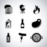Barbecue restaurant Stock Photos
