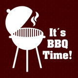 Barbecue restaurant Stock Images