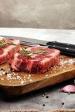 Barbecue Rib Eye Steak, dry Aged Wagyu Entrecote Steak