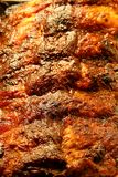 Barbecue Ribs Royalty Free Stock Images