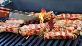 Barbecue Ribs Stock Photos