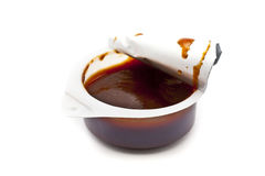 Barbecue sauce royalty free stock images