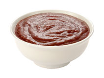 Barbecue Sauce iosolated Royalty Free Stock Photography