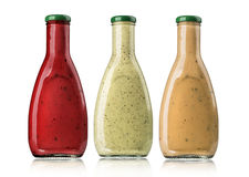 Barbecue sauces Royalty Free Stock Image