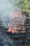 Barbecue ! Savoureux ! image libre de droits