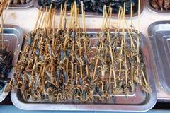 Barbecue scorpion Stock Photos