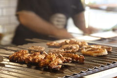 Barbecue- stock image Royalty Free Stock Images