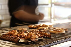 Barbecue stock image Stock Image