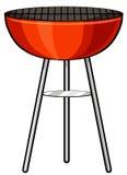 Barbecue stove Stock Photos