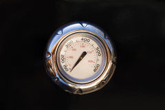 Barbecue thermometer Royalty Free Stock Photography