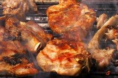 Barbecue time Stock Photos