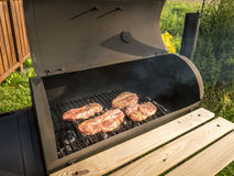 Barbecue time Royalty Free Stock Photography