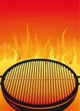 Barbecuegrill Stock Afbeeldingen
