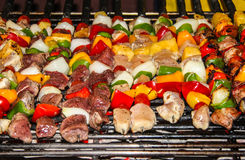 Barbecues Stock Foto