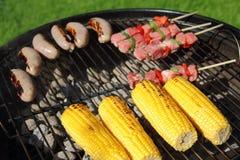 Barbecuevoedsel Royalty-vrije Stock Afbeelding
