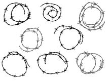 Barbed wire Royalty Free Stock Image