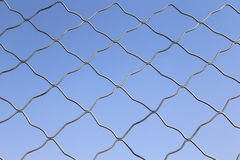 Barbed wire,Fence Stock Images