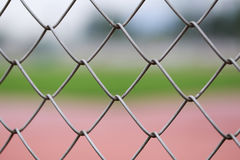 Barbed wire,Fence Stock Photography