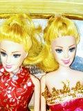 Barbee systrar arkivbilder