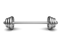 barbell illustration de vecteur