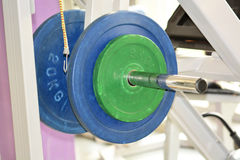 Barbell fotos de stock royalty free
