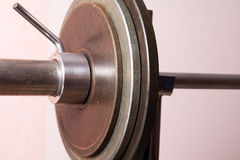 Barbell Photo stock