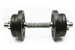 Barbell Fotografie Stock