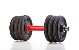 Barbell Stock Photo