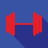 Barbell Stock Photography