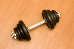 barbells Obraz Stock