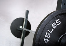 barbells Fotografia Royalty Free