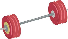 Barbells Royalty Free Stock Photography