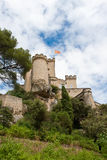 Barben Castle Royalty Free Stock Image