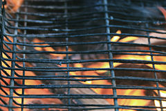 Barbeque grill Royalty Free Stock Images