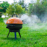 Barbeque Grill Stock Photography