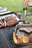Barbeque Meat Stock Photography