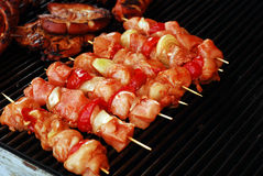 Barbeque meat Royalty Free Stock Photography