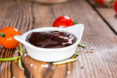 Barbeque Sauce Royalty Free Stock Image