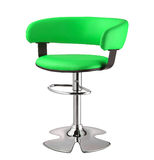 Barber chair Stock Photography