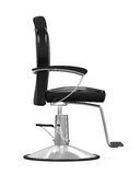Barber Chair Isolated Stock Image