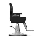 Barber Chair Isolated stock illustration