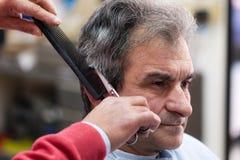 Barber Hairdresser fotografia de stock